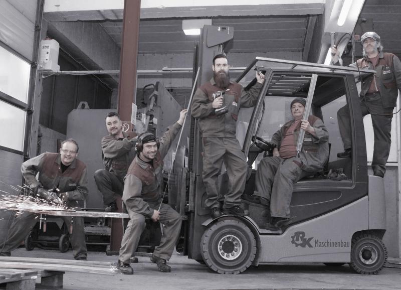 RK-Maschinenbau-team